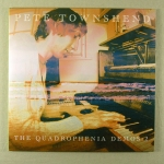 "Pete Townshend - Quadrophenia 10"" Demos Vol. 2	RSD Exclusive	RSD Spc	200 kr"