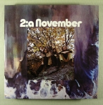 November - 2:a November	Vinyl LP	Ltd	175 kr