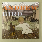 "Andrew Bird - The Crown, Salesman	10""	RSD Spc	100 kr"