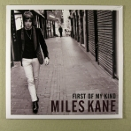 "Miles Kane – First of my kind EP	10""		75 kr"