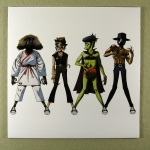 "Gorillaz – Do ya thing 	10"" maxi single vinyl for RSD	RSD Spc	100 kr"
