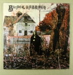 Black Sabbath - Black Sabbath Vinyl LP 150 kr