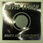 David Lynch - Noah's Ark (moby Remix) Vinyl LP 100 kr