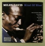 Davis Miles - Kind Of Blue Vinyl LP 200 kr