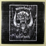 Motörhead – Kiss of Death	Vinyl LP	Rea-pris	150 kr