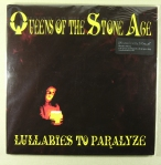Queens Of The Stone Age - Lullabies To Paralyze 	Vinyl LP		300 kr