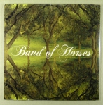 Band Of Horses - Everything All The Time 	Vinyl LP		175 kr