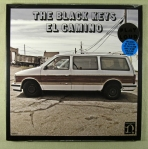 Black Keys - El Camino (bonus Cd)	Vinyl LP		300 kr