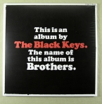 Black keys - Brothers	Vinyl 2LP		175 kr