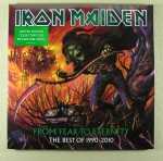 Iron Maiden - From fear to eternity	3LP Picture Disc	Rea-pris	175 kr