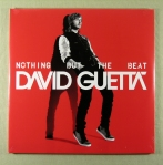 David Guetta - Nothing but the beat Vinyl 2LP Rea-pris 150 kr