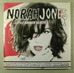 Norah Jones – Little Broken Hearts	Vinyl 2LP		250 kr