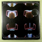 Arcade Fire – Neon Bible	Vinyl 2LP		250 kr