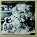 Rage Against The Machine – S/T 180g	Vinyl LP	M-O-V	250 kr