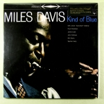 Miles Davis – Kind Of Blue 180g	Vinyl 2LP	M-O-V	300 kr