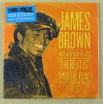 "James Brown - Live at the Apollo	7""	RSD Spc	75 kr"