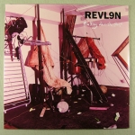 Revl9n – Walking down the heart	Vinyl LP		175 kr