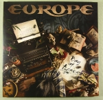 Europe – Bag of Bones	Vinyl LP		200 kr
