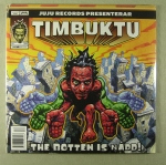 Timbuktu – The Botten is Nådd Vinyl 2LP Utg 400 kr